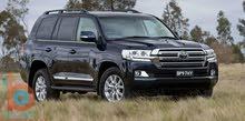 Toyota Land Cruiser car is available for a Day rent