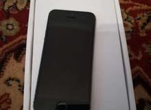 ايفون 5s ذاكرة 16 جيجا اصلي للبيع