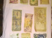 اوراق نقدية قديمة