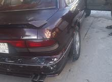 Manual Red Mitsubishi 1993 for sale