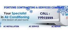 SPLIT AND WINDOW AC SERVICE
