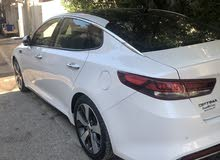 Kia Optima made in 2016 for sale