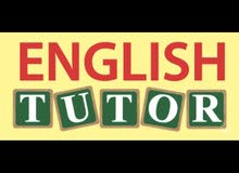 ENGLISH TUTOR IN KHOBAR