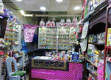 محل عطور وهدايا واللعاب و نثىيات للبيع بوجود البضاعة او خالي