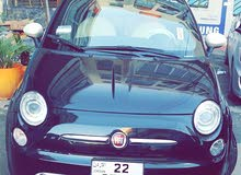Automatic Black Fiat 2013 for sale