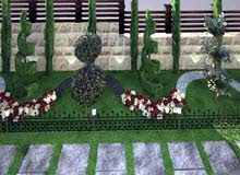 انشاء المزارع تنسيق الحدائق زراعة النخيل والنجيل وجميع انواع الاشجار 0792305177