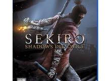 مطلوب لعبة sekiro shadows die twice