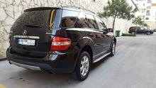 marcedes Benz ml 350 4matic black and gray 2007