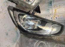 فنارات هونداي اكسنت 2012