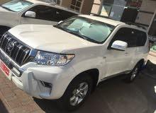 For a Daily rental period, reserve a Toyota Prado 2020
