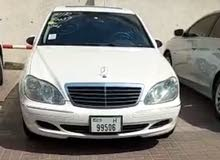 Fresh japan import S350 2005 , the most reliable version from W220