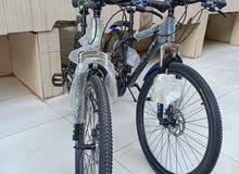 للبيعDkELON. دراجة مقاس 26 كادر كبير مساعدين امامي لامتصاص الصدمات 21سرعة ش