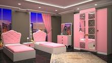 غرفة نوم تركي سريرين شبابيه