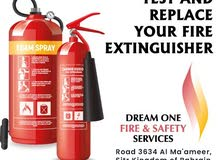Fire Extinguishers suppliers in Bahrain