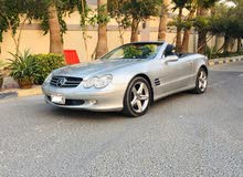 Mercedes SL500 2004 Coupe Convertible