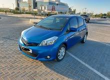 Toyota Yaris 2012 gcc specs