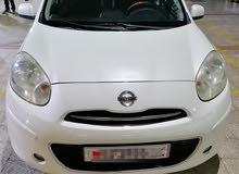 Nissan micra 2014 full option