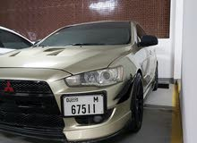 Mitsubishi lancer 2008 full option
