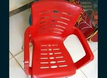 كرسي بلاستك جديد
