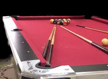 valley 8ft billiard table (COIN OPERATED)