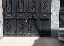 باب قاراج حديدي جديد