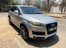2009 Audi Q7 top of the line for sale