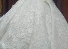 فستان زفاف للبيع جوميه جوبير تطريز بديل طويل جدا