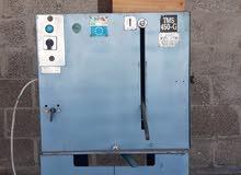 منشار ألمنيوم صناعه إيطالي مستعمل قياس 450 مجدد بحالة جيدة بدون عيوب