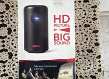 Nebula Capsule Max portable projector