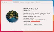 MacBook  pro 2017  W/Touchbar  Ci7 /1TB ssd