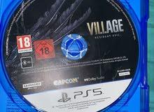 Resident Evil Village PS5