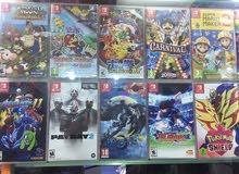 جميع ألعاب Ps3 Ps5 ps4 Xbox سوتش جديد ومستعمل