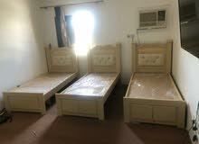 للبيع غرفة نوم اطفال خشب بحريني