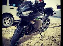 ninja 300 2016 6500 km