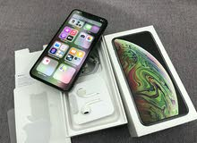 Iphone XS 256GB with facetime & with complete box