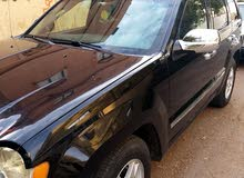 Black Jeep Grand Cherokee 2006 for sale