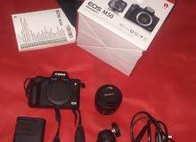 للبيع كاميرا كانون *M50*