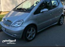 Mercedes Benz A 140 2002 For sale - Beige color
