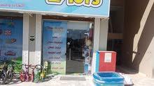 محل بابين للبيع على شارع الحريه في منطقة المقابلين