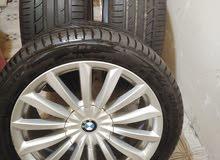 جنوط BMW 740 19انش