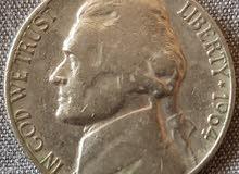 Five cent USA since 1964