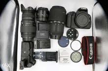 للبيع كاميرا كانون 700d