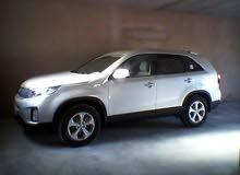 Kia Sorento 2013 For sale - Silver color