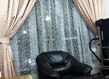 3 curtains For Sale
