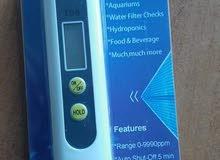 جهاز قياس أملاح المياه TDS