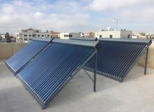 سخانات شمسية خاصة ببرك السباحة و المجمعات التجارية