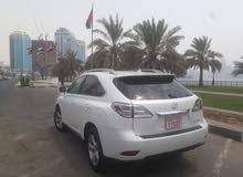 For sale Lexus RX car in Sharjah