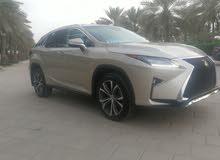 Gasoline Fuel/Power   Lexus RX 2017