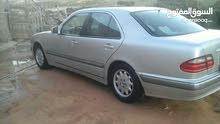 Mercedes Benz E 200 2002 For sale - Silver color
