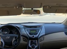 For a Month rental period, reserve a Hyundai Elantra 2012